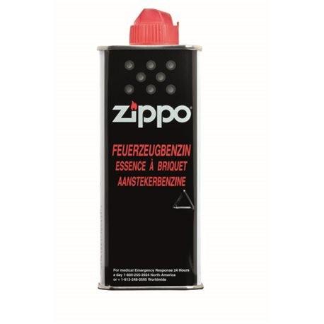 Zippo vloeistof fles met benzine