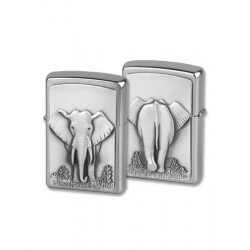 Zippo met Olifant - Limited Edition
