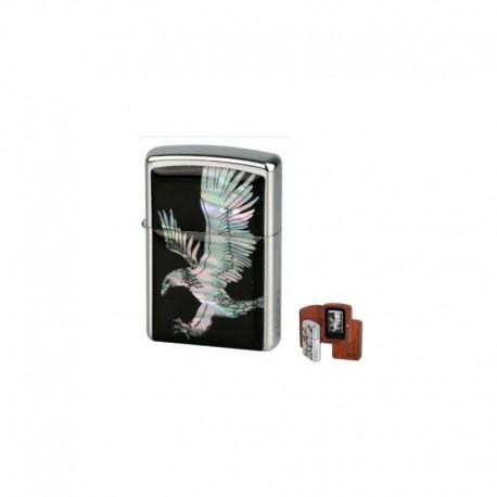 Paarlemoer Zippo met Eagleprint - Limited Edition