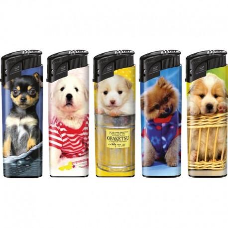 Piezo Hondenprint Aansteker