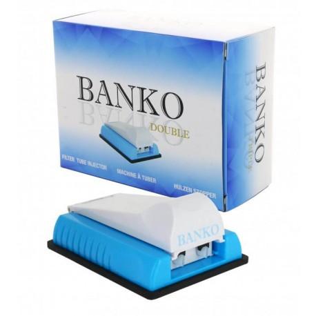 Bank DoubleFiller - Handmatige Sigarettenmaker