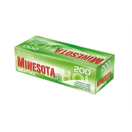 200 Menthol Hulzen van Minesota