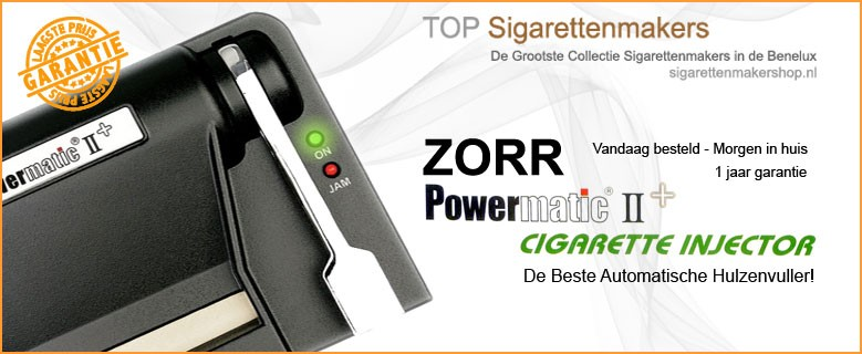de Powermatic 2 plus van Zorr