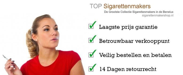 Sigarettenmakershop.nl